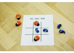 Sculpey Bake Shop® Ladybug Vs Worms Tic Tac Toe Game