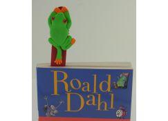 Sculpey® Bake Shop Tree Frog Bookmark