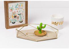 Sculpey® III Little Cactus Trinket Dish