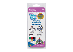 Sculpey Bake & Bend clay projects for kids