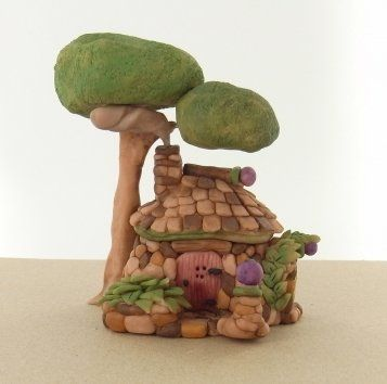 Super Sculpey® Enchanted Forest Hideaway
