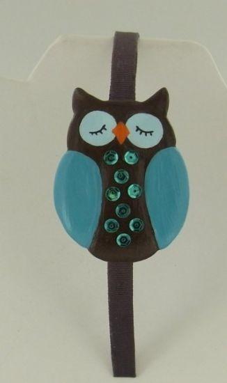 Model Air® Owl Headband