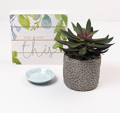 Sculpey Premo™ Textured Vase