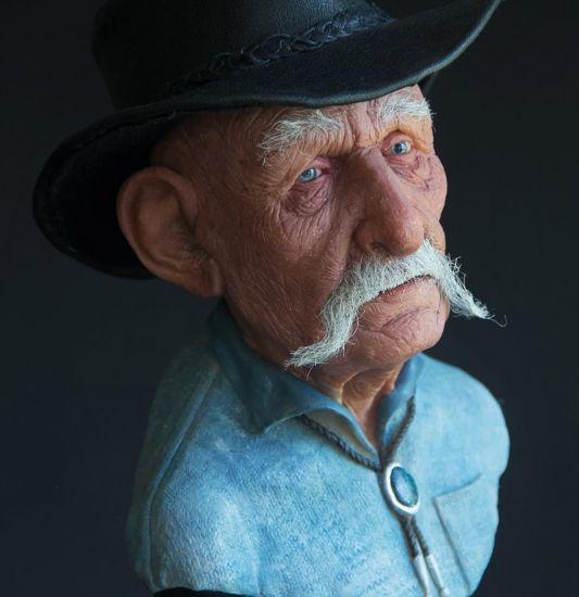 Super Sculpey-The Work of Tim Peirson