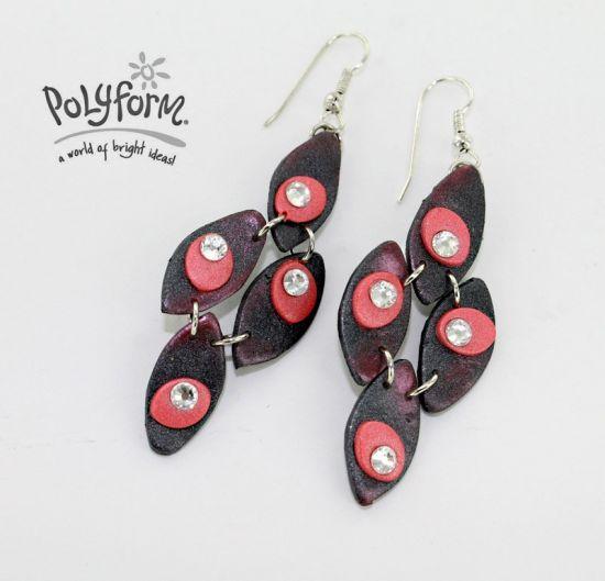 Premo! Chandelier Earrings