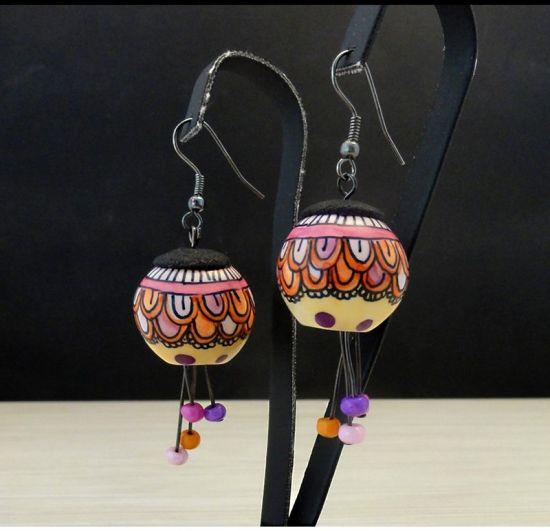 Premo! Ball Earrings
