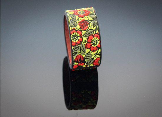 Sculpey Premo™ Sutton Slice Garden Bracelet
