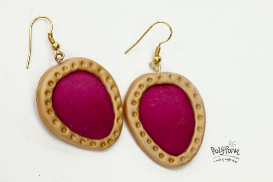 premo! Elegant Drop Earrings