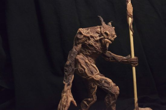 Super Sculpey® Keeper of the Trees