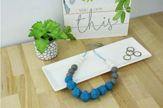Bake Shop™ Faceted Bead Necklace