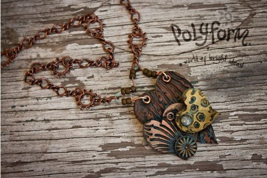 Sculpey® III My Heart Belongs to Steampunk!