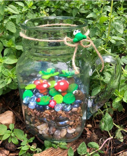 Bake Shop Terrarium