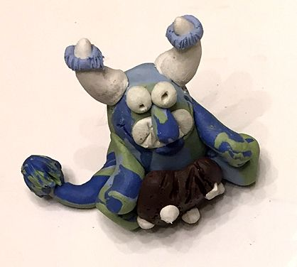 Sculpey Non-Dry™ Monster Pals