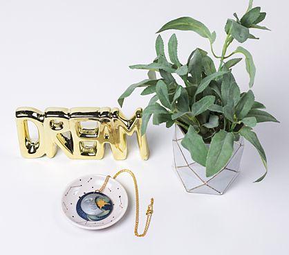 Liquid Sculpey® and Sculpey Premo™ Moon Pendant