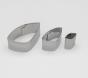 Sculpey Tools™ Cutters: Irregular Triangle, 3 pc
