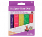Sculpey Non-Dry™ Modeling Clay Bright Colors 5 pc