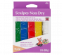 Sculpey Non-Dry™ Modeling Clay Primary Colors 5 pc