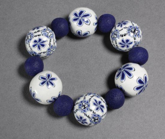 premo! Delft Inspired Bracelet