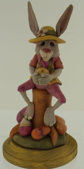 Super Sculpey® Bunny