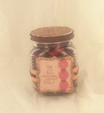 premo! Potpourri Gift Jar