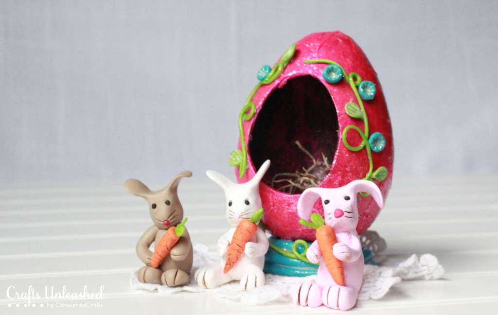 Bunny-Easter-crafts-eggs