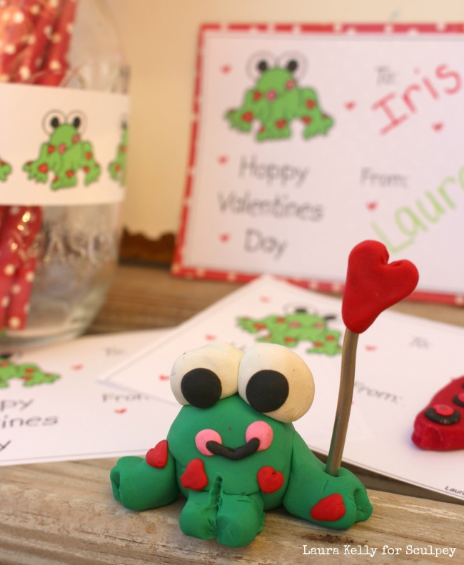 FrogWithValentines