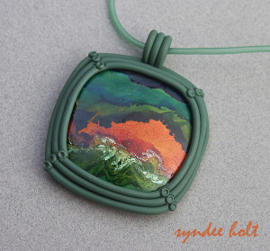 I used Jungle! for the bezels on my seascapes