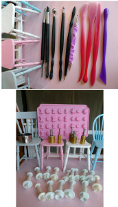 moulding tools