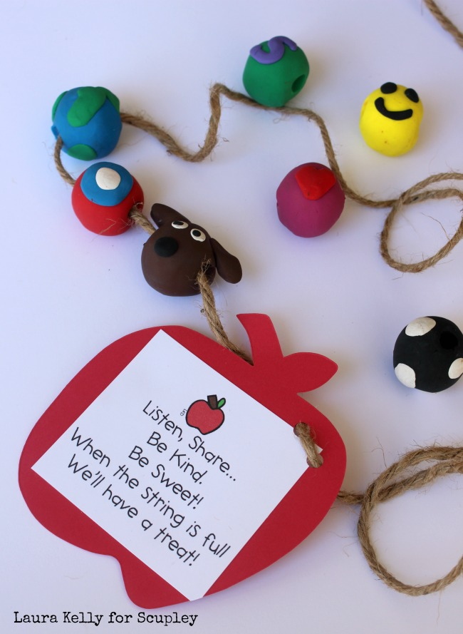 Classroom Management Beads with Bake Shop