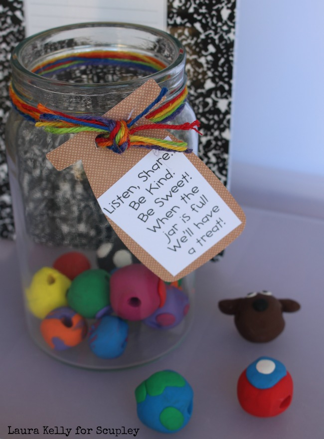 Classroom Management Jar