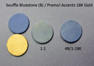 I think Bluestone is perfect the way it is, but here is a little mix for you!