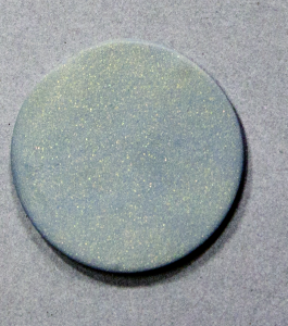 This is the Bluestone/18k mix 1:1. It's a beautiful cool neutral with golden highlights. Looks grey right?