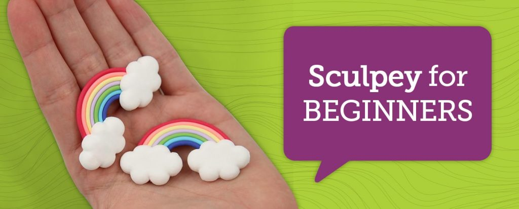 sculpey for beginners