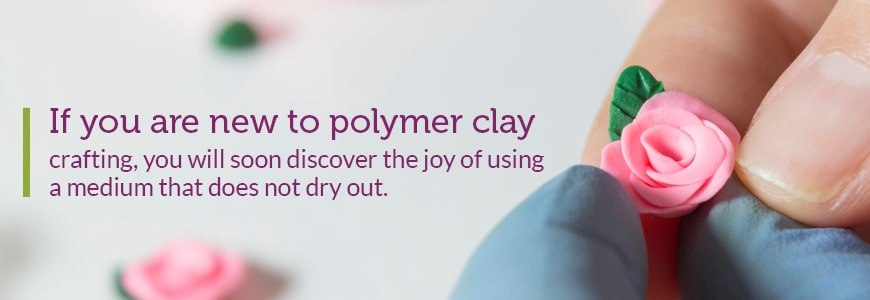 polymer clay does not dry out