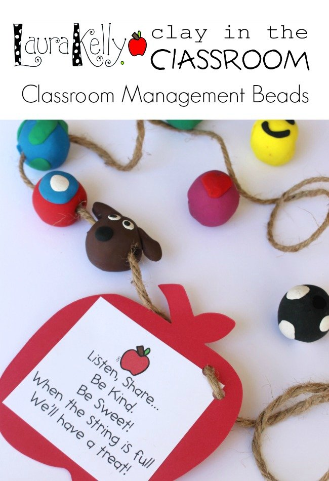 Clay in the Classroom - Classroom Management Beads