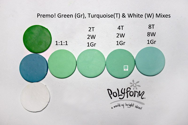 New Color Tuesday - Holiday Mints