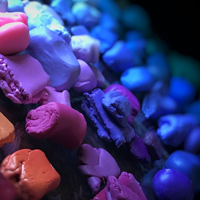 Polymer Clay Color Mixing By Jenny Sorensen