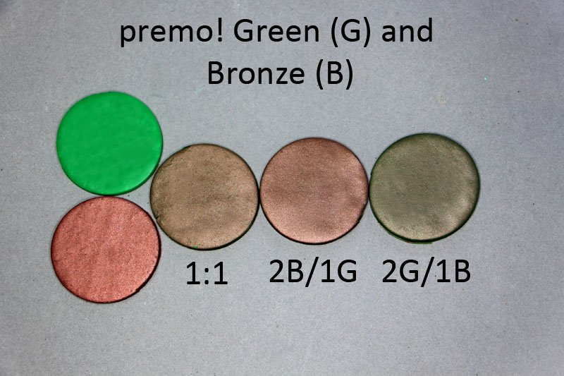 New Color Tuesday! It's All About Green Pt 2