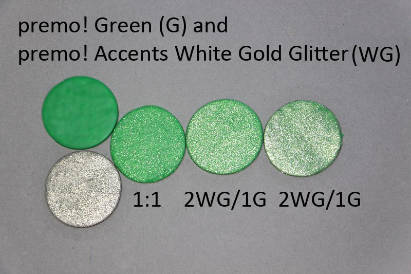 New Color Tuesday- It's All About the Greens Pt 5