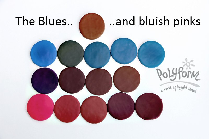 New Color Tuesday Part I: The Moroccan Blues