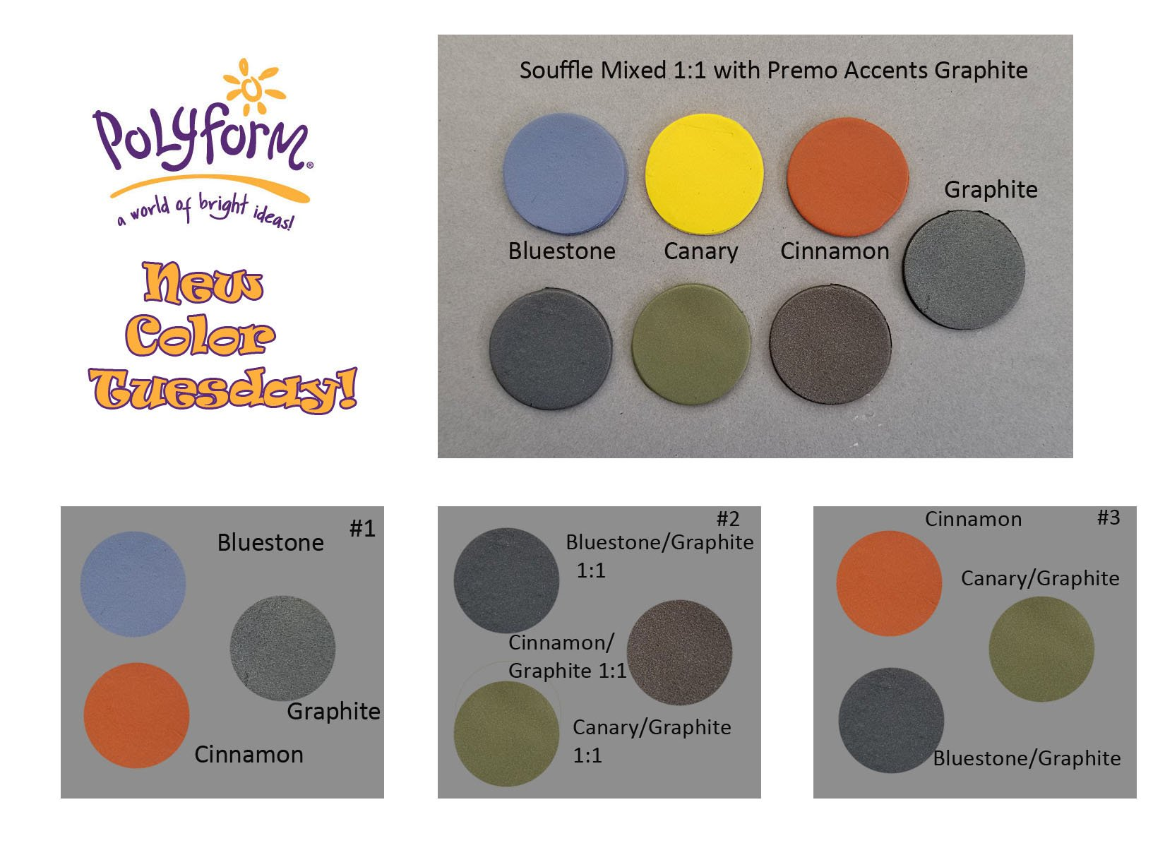 New Color Tuesday! My Magical Bluestone Pt 1