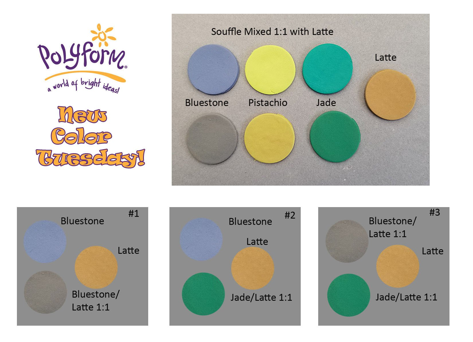 New Color Tuesday! My Magical Bluestone Pt 4