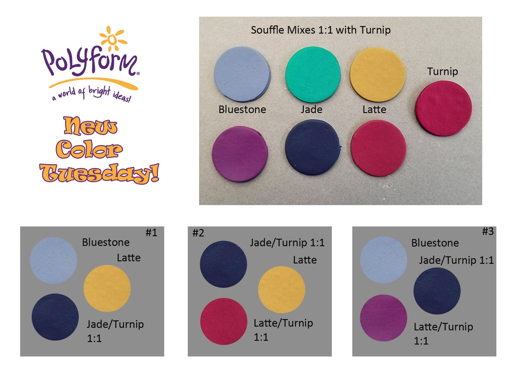 New Color Tuesday! My Magical Bluestone Pt 5