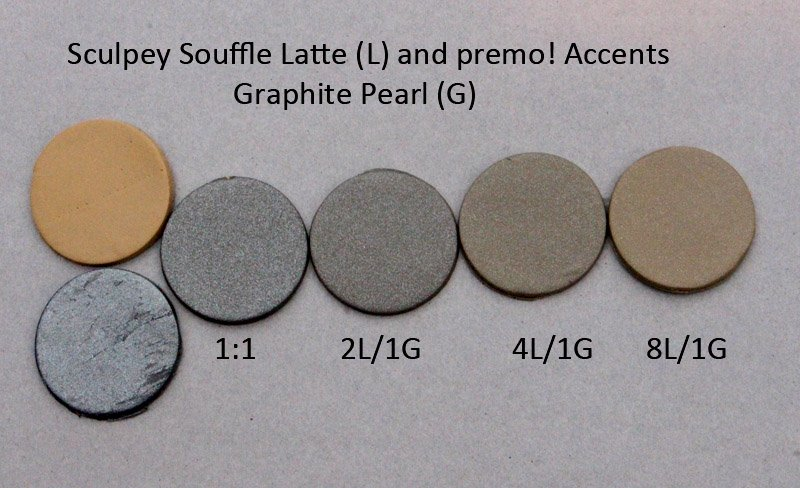 New Color Tuesday! Lots of Latte Pt 3