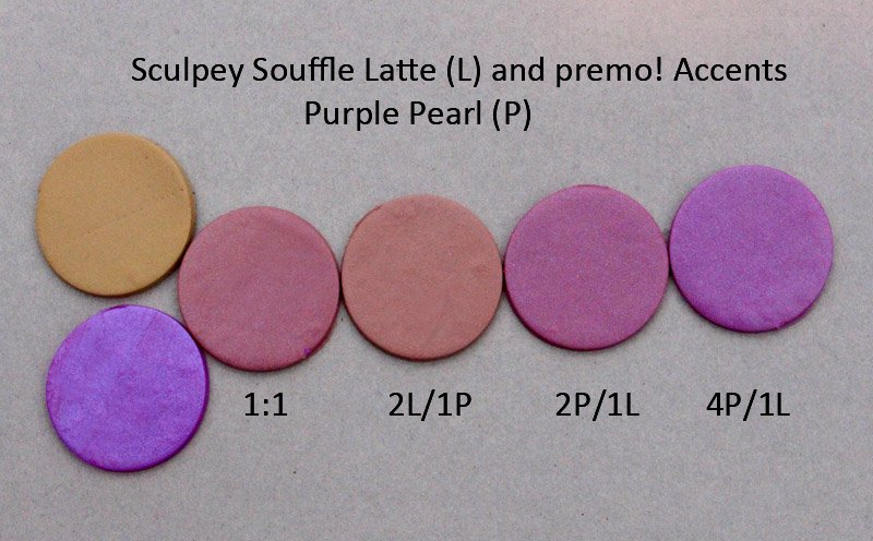 New Color Tuesday! Lots of Latte Pt 4