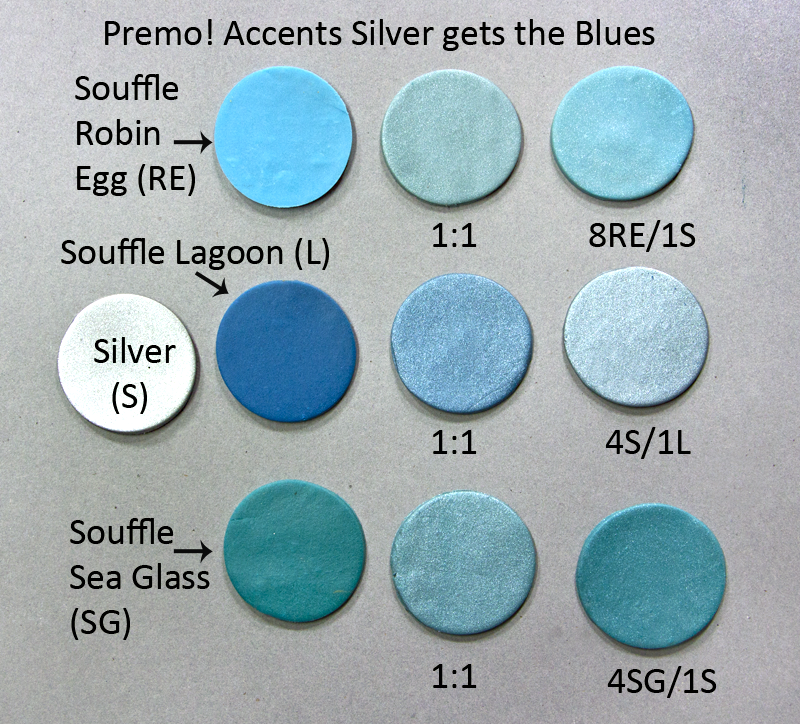 New Color Tuesday! I Got the Blues Pt 3