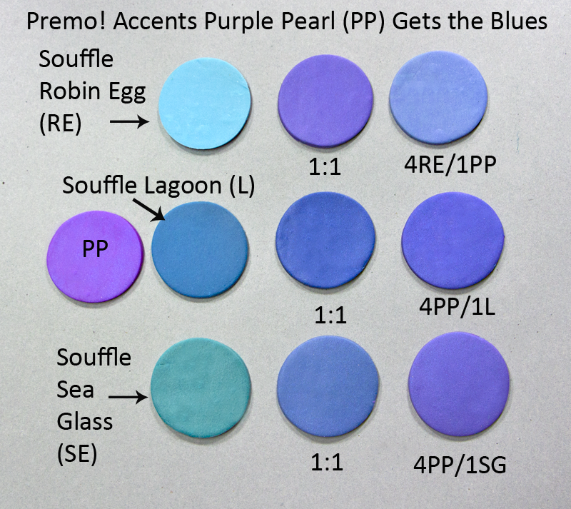 New Color Tuesday (afternoon) - The Blues Pt 2