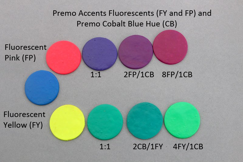 New Color Tuesday! It's All About the Brights Pt 4-1/2