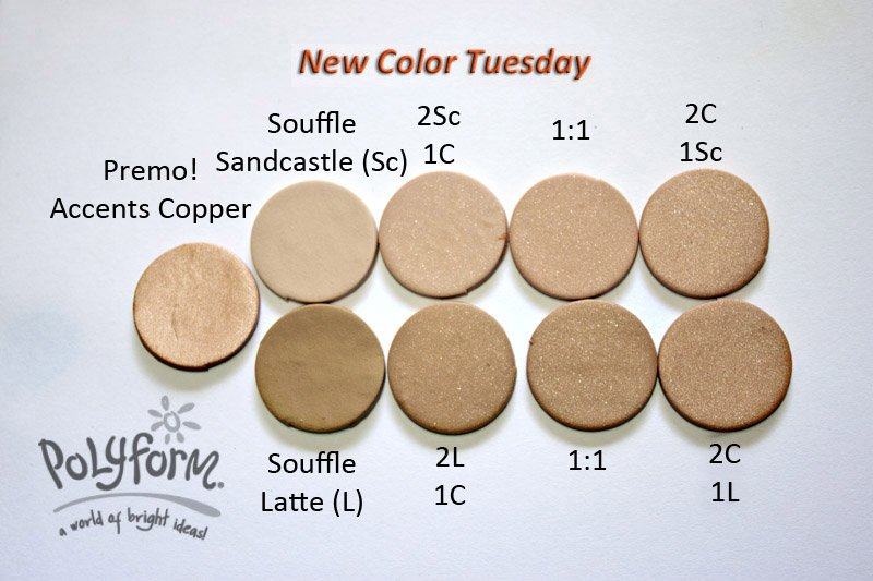 New Color Tuesday - the Neutrals