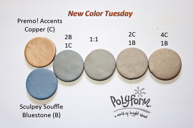 NEW Color Tuesday - 2ups and 3ups